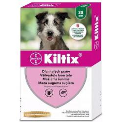 Bayer Kiltix na kleszcze obroża dla psa długość 38cm