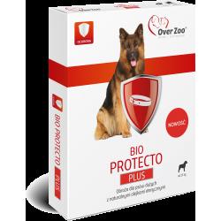 OVER ZOO Obroża BIO PROTECTO Plus dla psów dużych 75cm