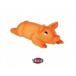 TRIXIE Zabawka Lateksowy Prosiak 13cm 35092
